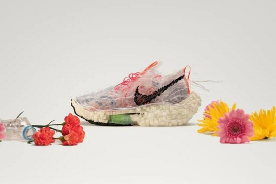 Nike 推出 Alphafly Next Nature,探索再生材料的革新应用
