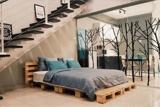幸福之家 图片来源自airbnb