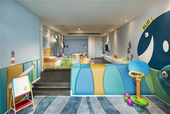 至尊海景儿童房