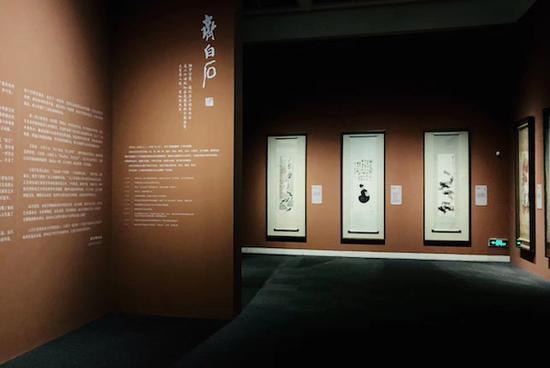 齐白石黄宾虹等20世纪国画大家齐聚南京博物馆
