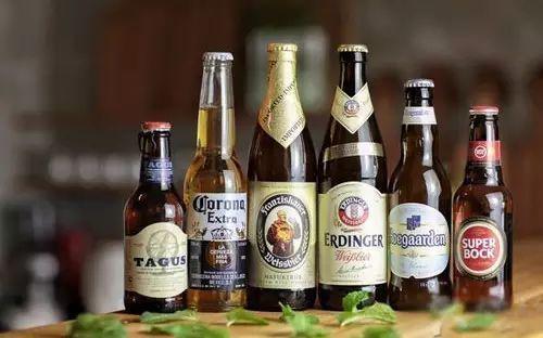 大部分进口啤酒来自德国、比利时、英国和美国