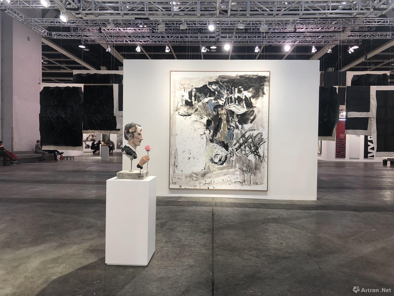 2019年香港巴塞尔艺术展现场