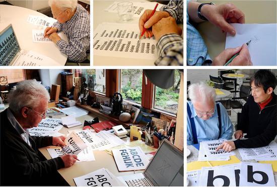 字体 Font [Neue Frutiger] Monotype Imaging Inc.