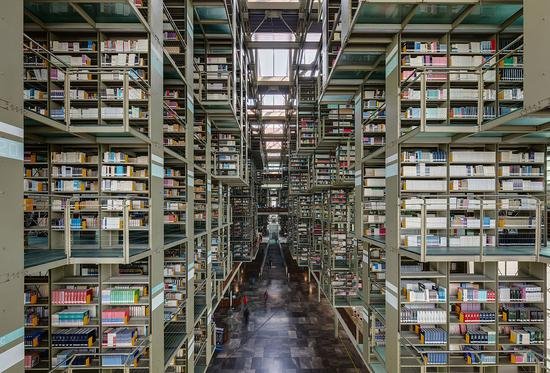 何塞巴斯孔塞洛斯图书馆BibliotecaJosé Vasconcelos