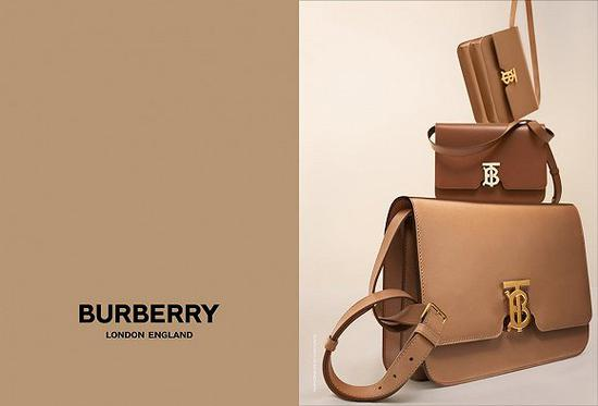 RiccardoTisci为Burberry设计的TB包袋系列 图片来源:  L'Officiel Singapore