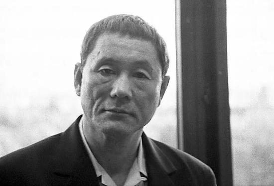北野武,日本导演、演员、搞笑艺人。