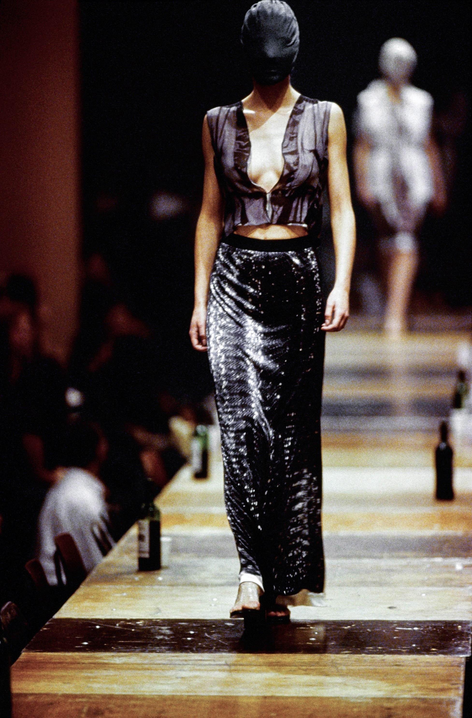 SPRING 1996 READY-TO-WEAR  Maison Margiela