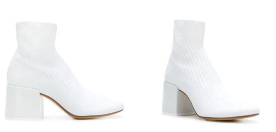 Christian Wijnants 的Abbas 系列及踝靴,海淘网参考价:4572元。▼