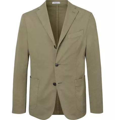 1。 Boglioli西装夹克 ¥5,844