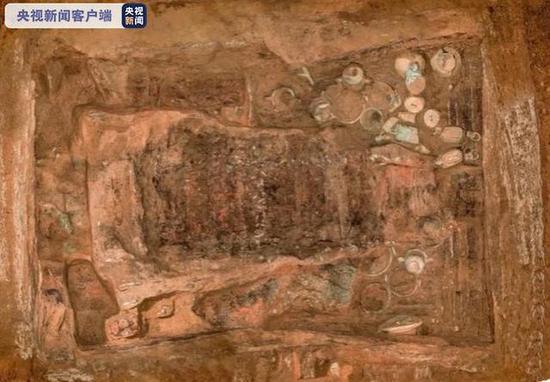 虢国重器出土!山西发现周朝王卿高级贵族墓地