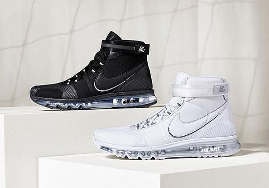 Nike X Kim Jones Air Max 360 High