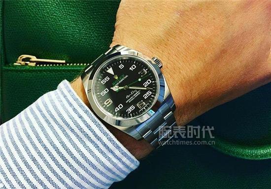 劳力士空中霸王型系列116900腕表,售价48,000元人民币