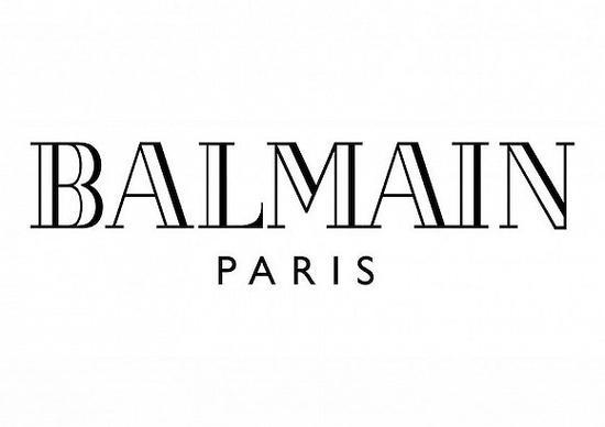 Balmain旧logo