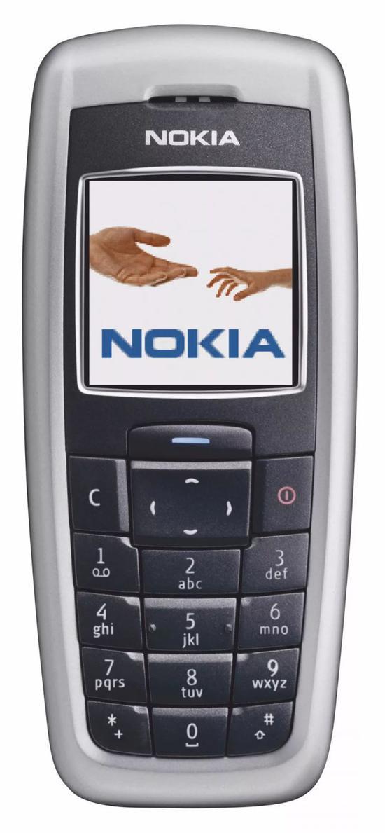 诺基亚 2600。该机于 2004 年发布,销量为 1 亿 3500 万部。