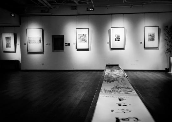 王小椿中国画作品展在北京介居书院美术馆开展