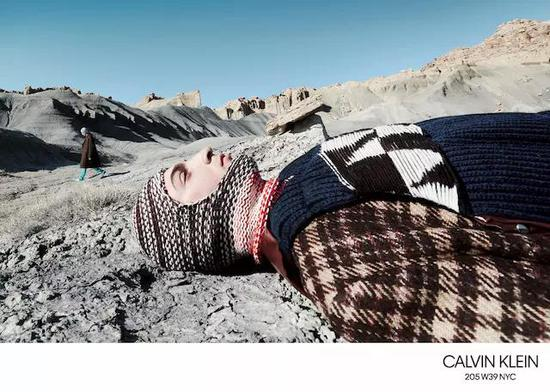 Calvin Klein 2018 秋冬大片