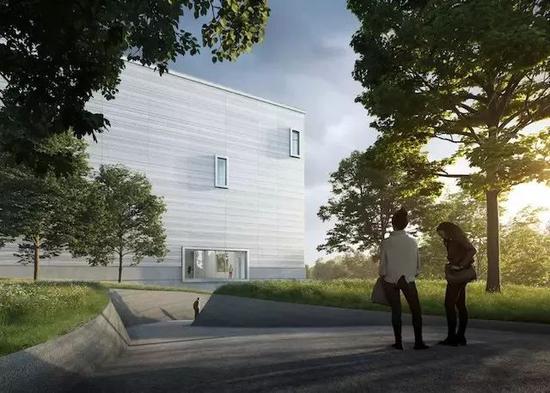 ▲新魏玛包豪斯博物馆