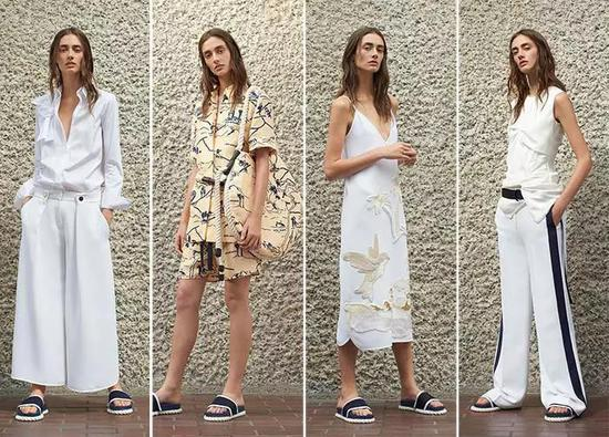 Victoria by Victoria Beckham Spring/Summer 2017 Collection