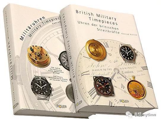 除图2外,本文所有配图均来自Konrad Knirim,此人多年来一直从事与军用钟表相关的研究工作,并出版了两本专著《军用时计》(Military Timepieces)和《不列颠军表》(British Military Timepieces)