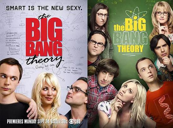 第一季与第十二季的海报对比