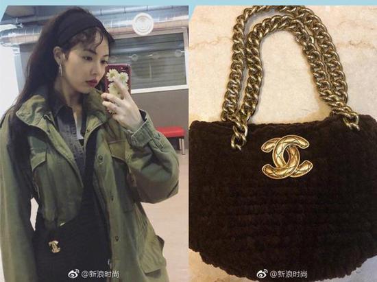 图片来源/新浪时尚官方微博截图