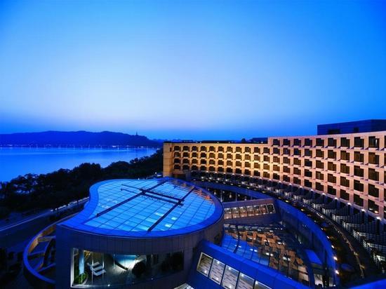 杭州凯悦酒店 图片来源自booking.com