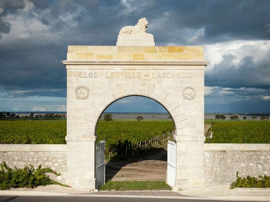 Leoville Lascasas雄狮庄,位于St. Julien