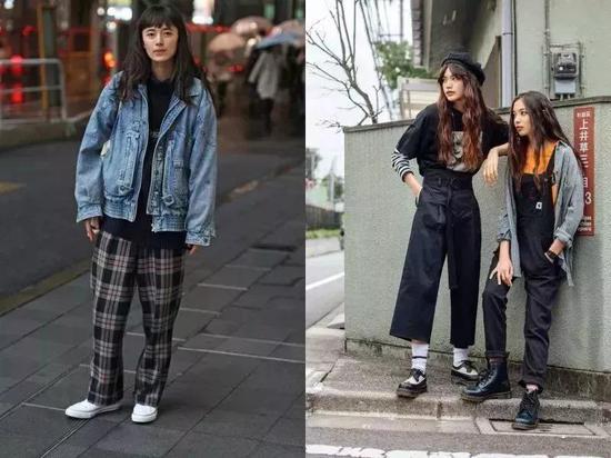 Boyish Style(男孩风格)