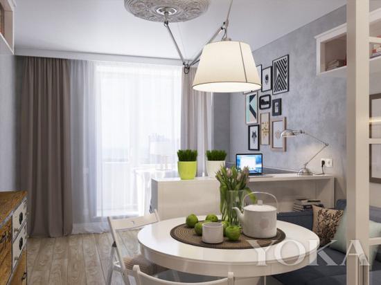 有隐私的休息空间 图片来自home-designing.com