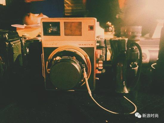 有年代感的胶片机