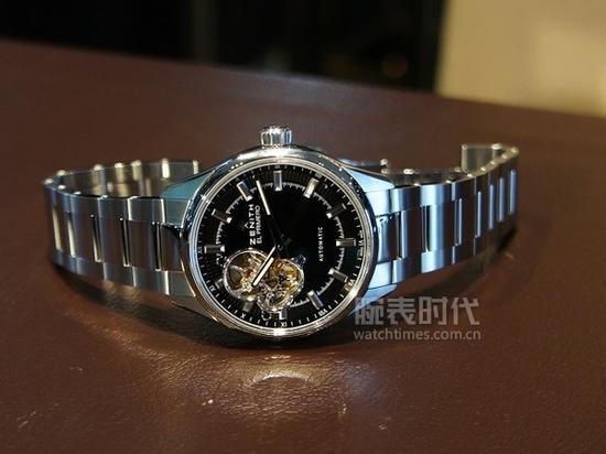 真力时EL PRIMERO系列03.2170.4613/21.M2170腕表,售价48,700元人民币