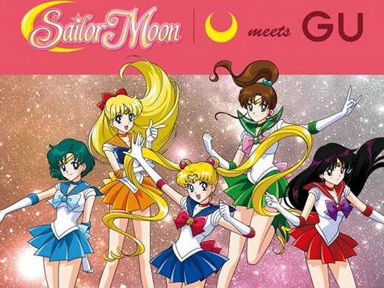 日本动画《美少女战士》来源:e-zon