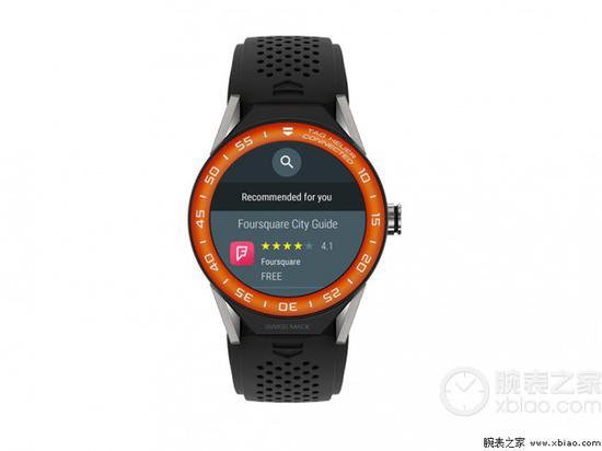 泰格豪雅智能腕表系列腕表(腕表编号:SBF8A8015.11FT6079)