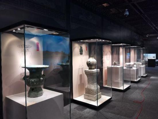 北京市属公园联合首都博物馆首次集体出园公展
