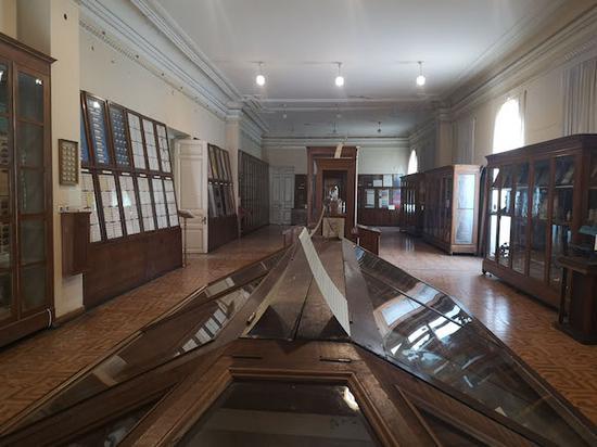 博物馆主展厅