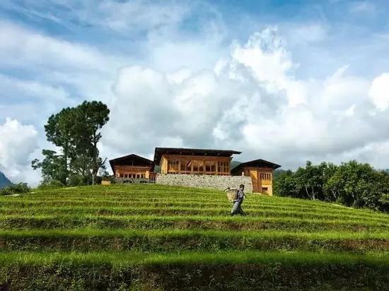 不丹 竟藏着这么多世界顶级酒店