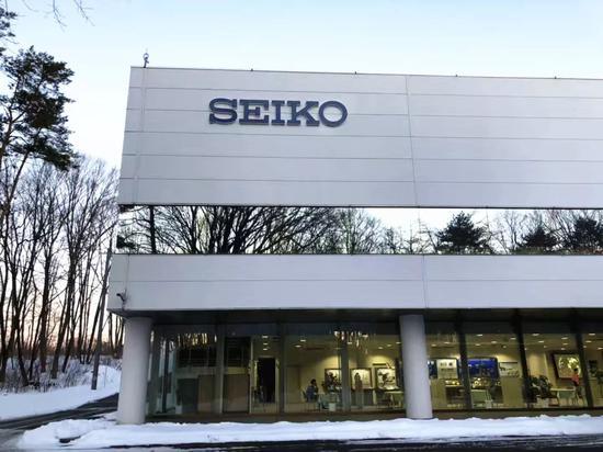 精工集团旗下拥有精工、Grand Seiko和贵朵等品牌