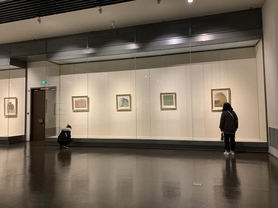 恢复开放后的中华艺术宫