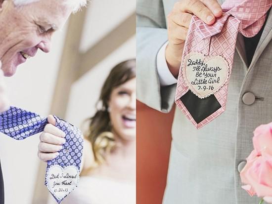 5、婚礼前为他们精心挑选一套礼服