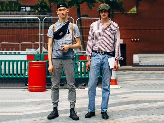 穿搭|只需这两种窄裤 后天也能营造大长腿北京狗粮批发