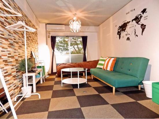 Pleasant Flat 图片来源自airbnb
