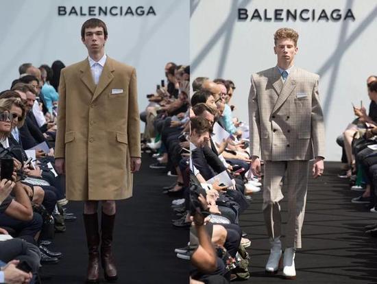 Balenciaga 2017SS