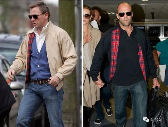 男人秋冬必备的夹克 拜登、贝佐斯都爱穿