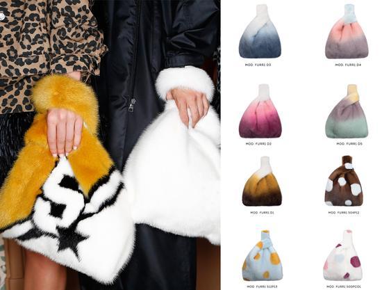 """马思纯宋茜告诉你 今年的新包和你有""""毛""""关系"""