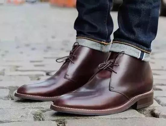和沙漠靴有什么关系?