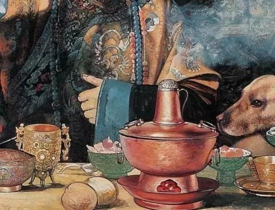 相传慈禧太后本人也是火锅重度爱好者