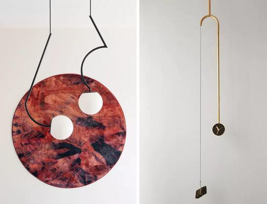 设计公司Atelier Aveus为Martina Gamboni设计的室内简约风作品