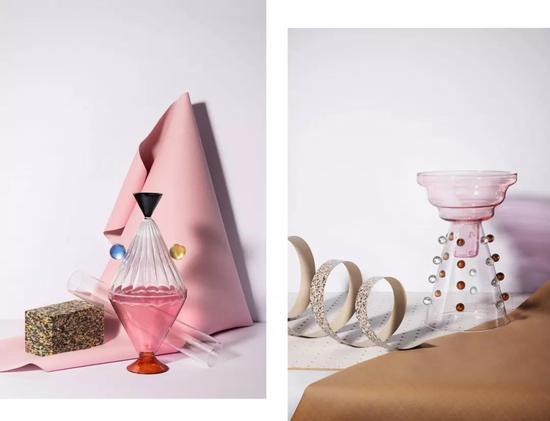 作品:Arabesque系列花器,设计:SerenaConfalonieri
