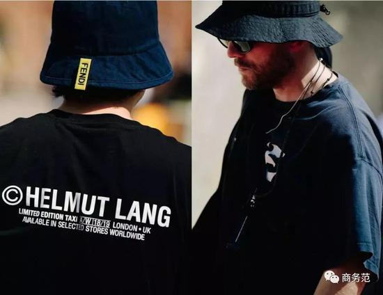 潮酷的腰包在Pitti Uomo也是屡见不鲜,感觉画风变得更年轻、接地气了。
