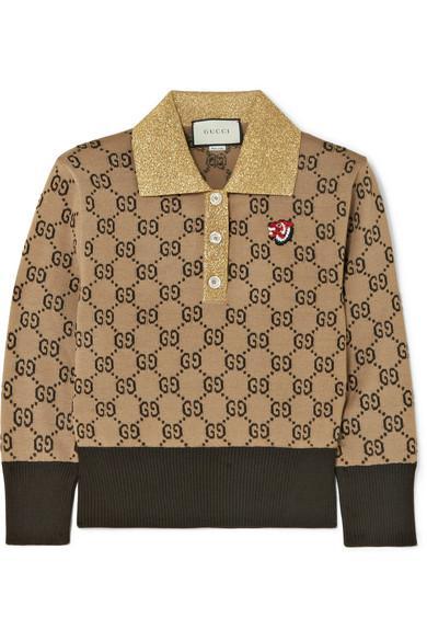 针织衫:Gucci $1649